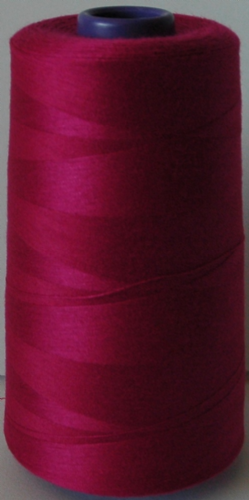 Sewing Machine & Overlocker Thread - Rouge